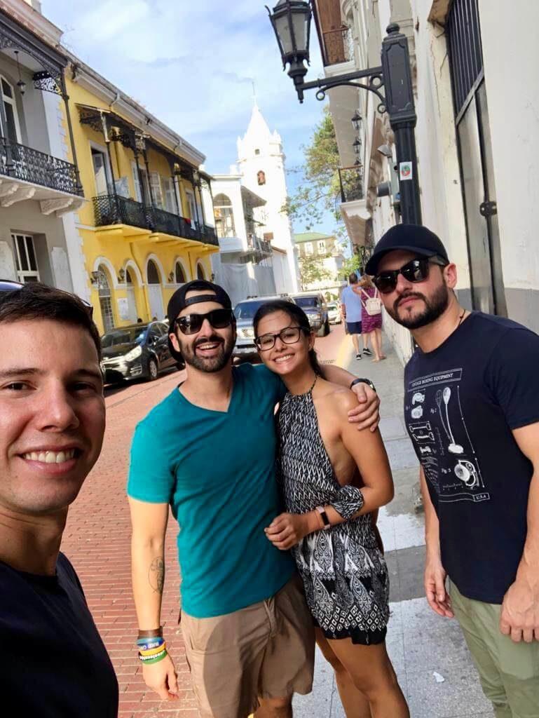 Actividades en Ciudad de Panamá