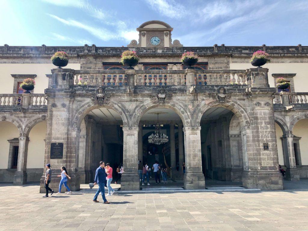 Castillo de Chapultepec 001