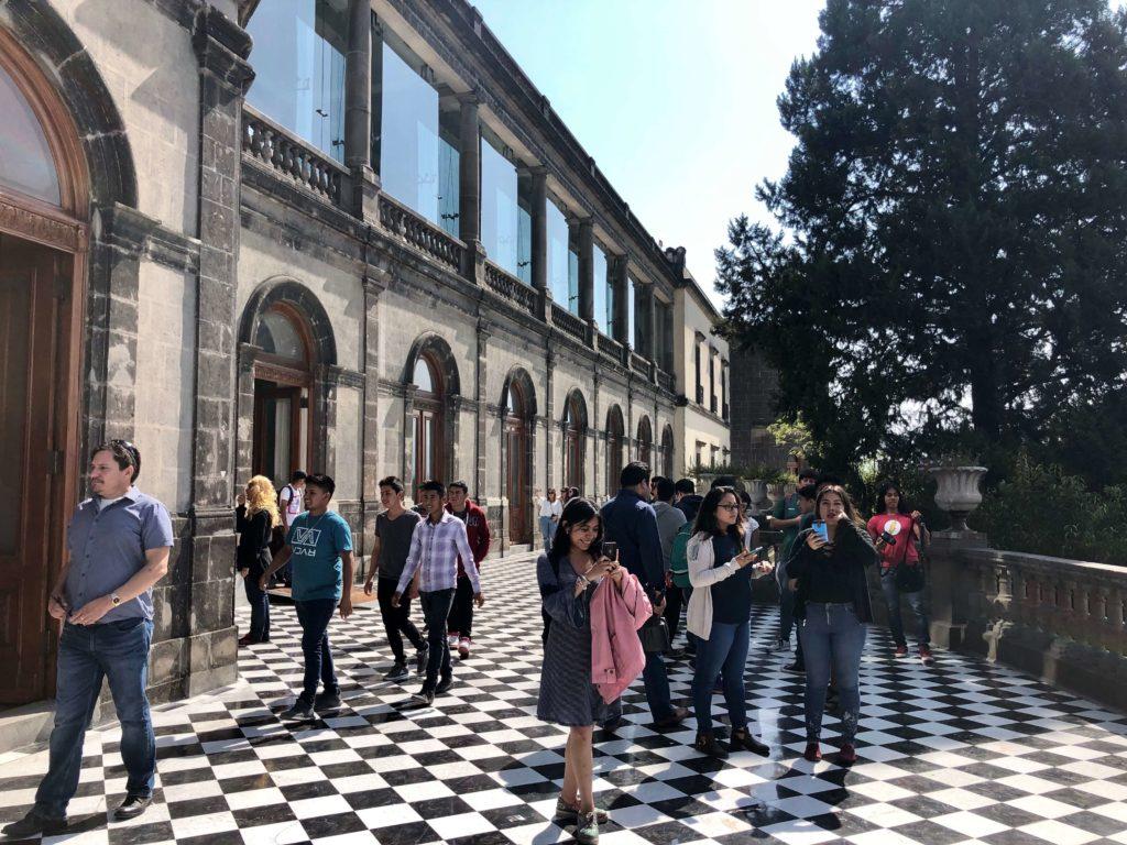Castillo de Chapultepec 006