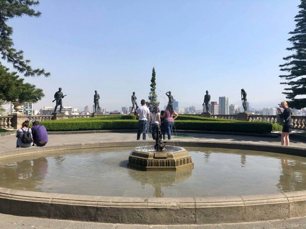 Castillo de Chapultepec 011