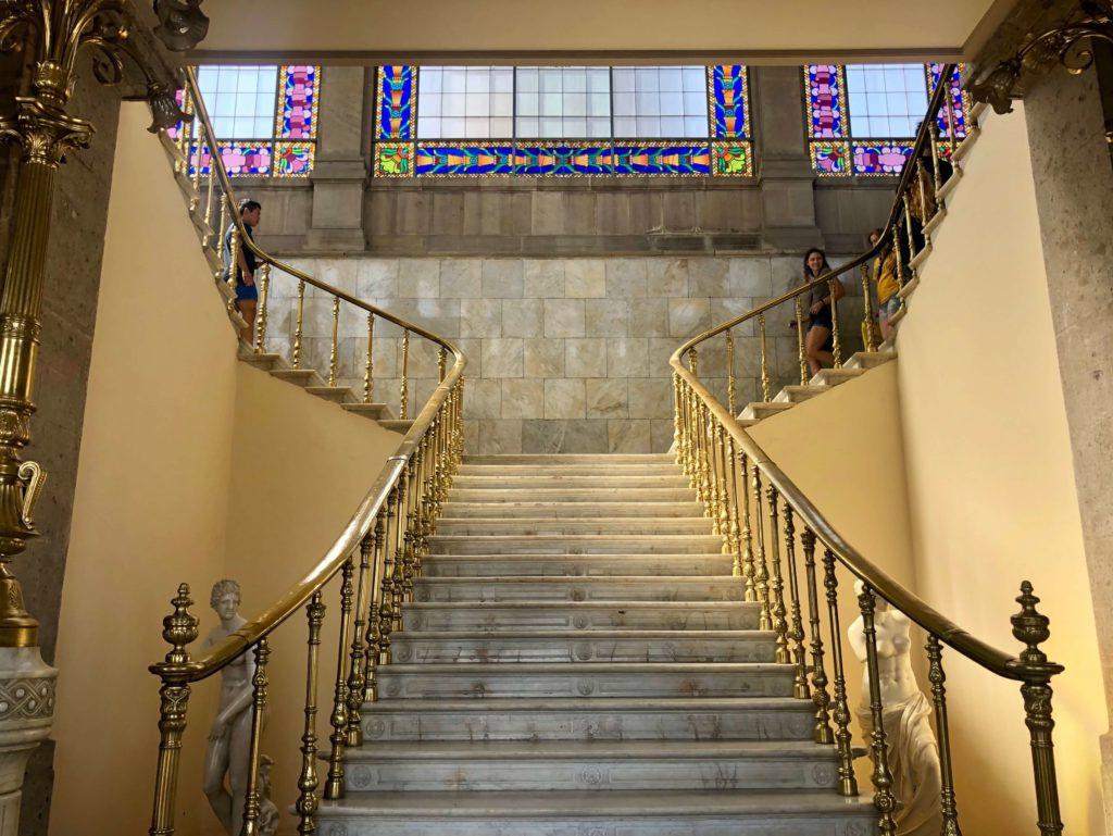 Castillo de Chapultepec 012