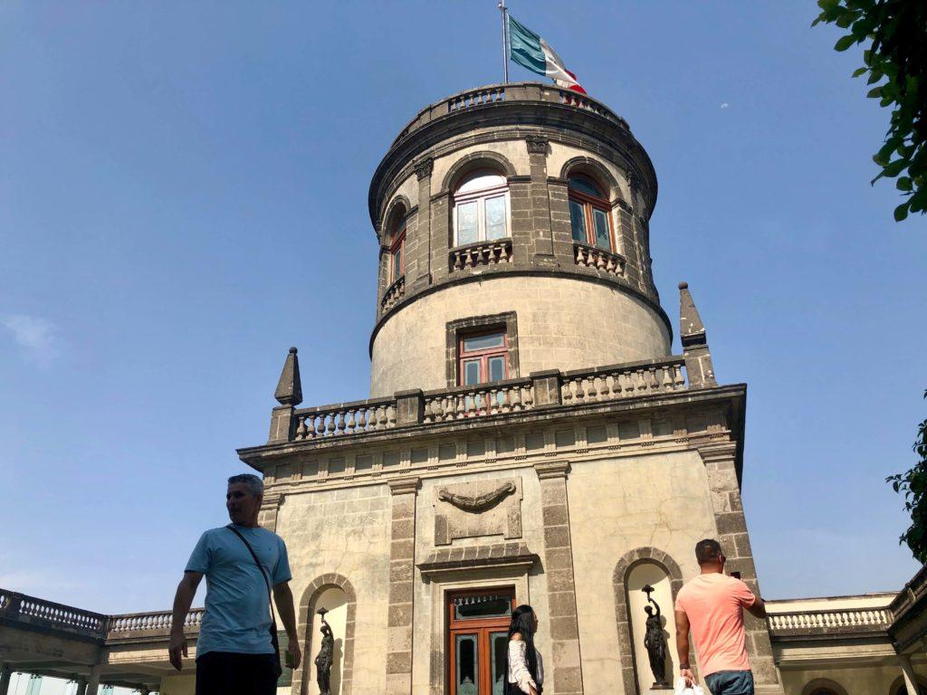 Castillo de Chapultepec 013