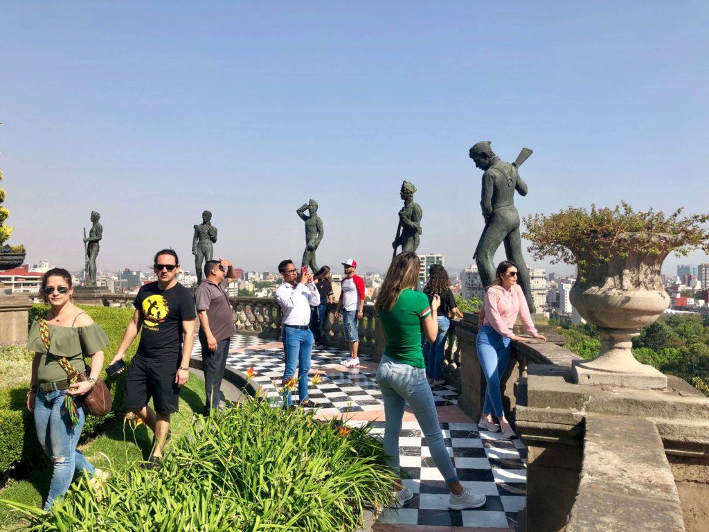 Castillo de Chapultepec 015