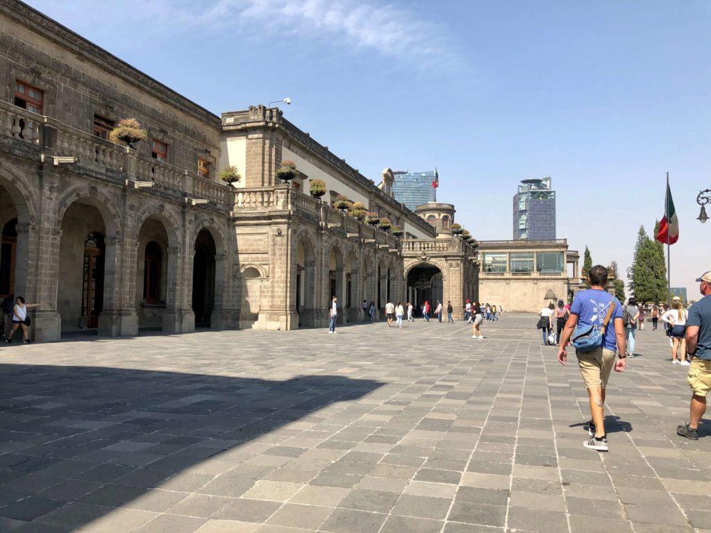 Castillo de Chapultepec 016
