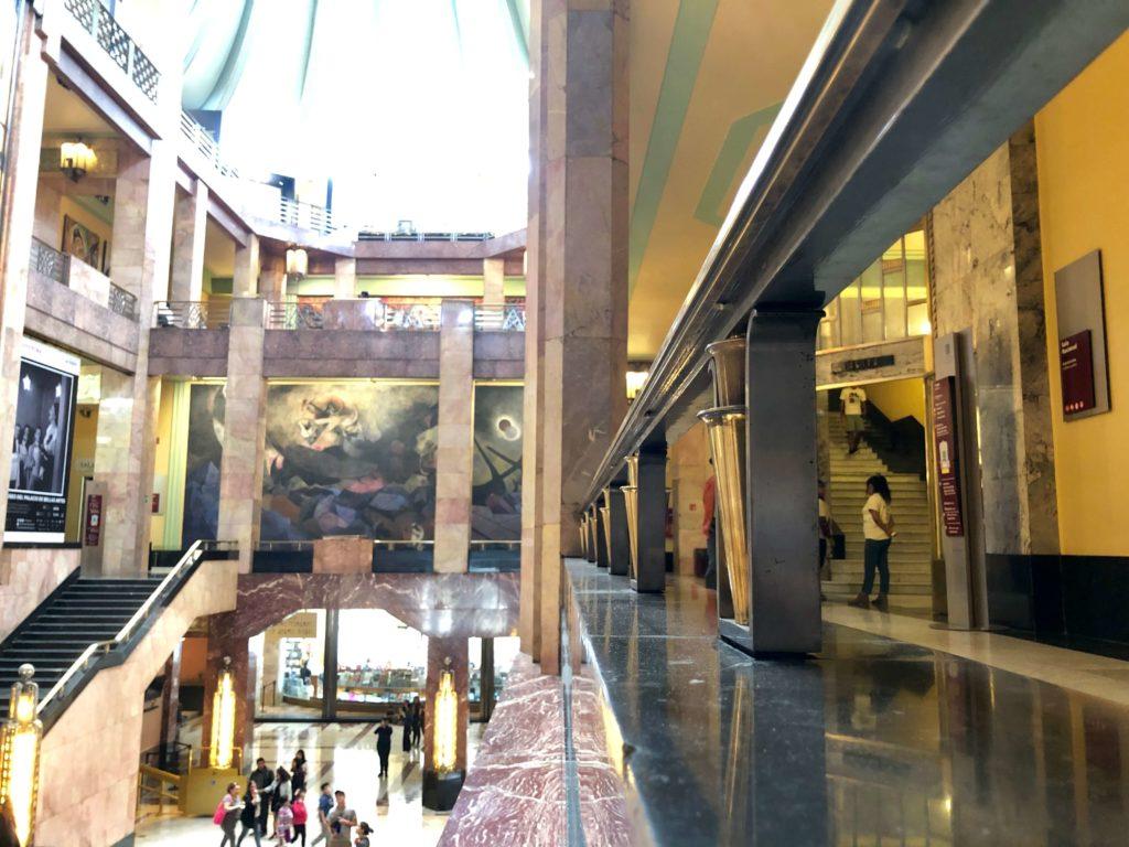 Interior del Palacio