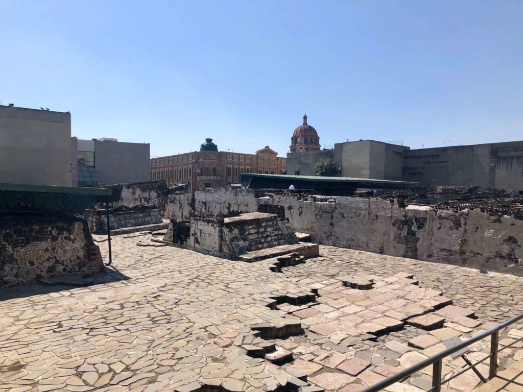 Ruinas de Tenochtitlan 001