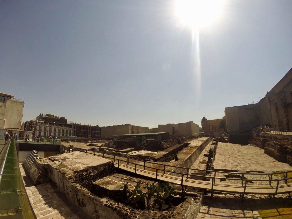 Ruinas de Tenochtitlan 002