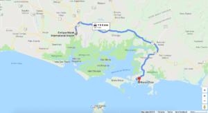 Ruta David - Boca Chica