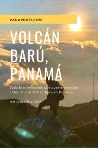 Pin Volcán Barú