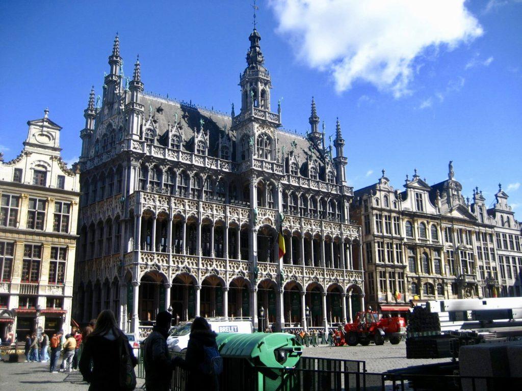 Información de Viajes a Bélgica