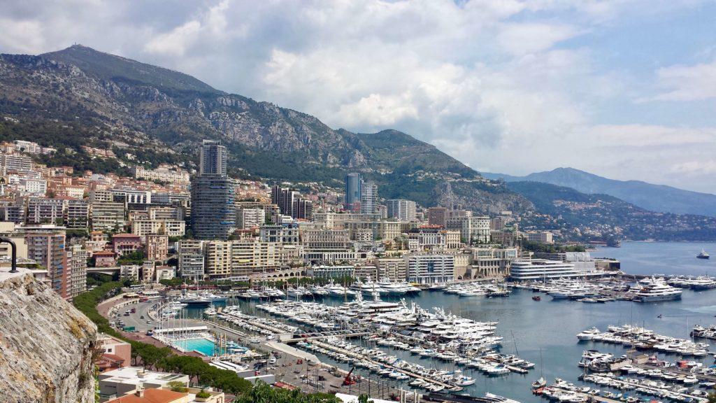Información de Viajes a Mónaco