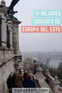 Pin 10 Mejores Ciudades de Europa del Este