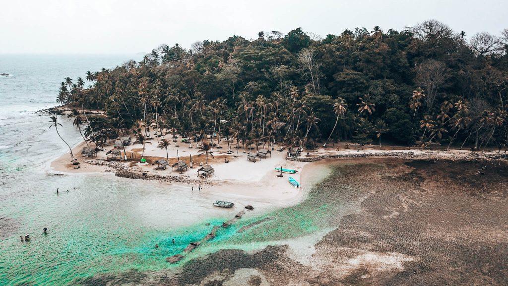 Isla Mamey desde Arriba 001
