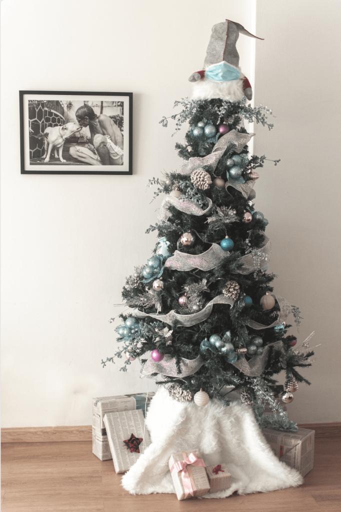 Árbol de Navidad Sostenible