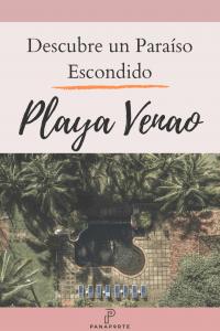 Pin Playa Venao