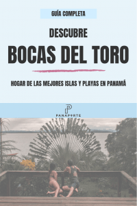 Pin Bocas del Toro